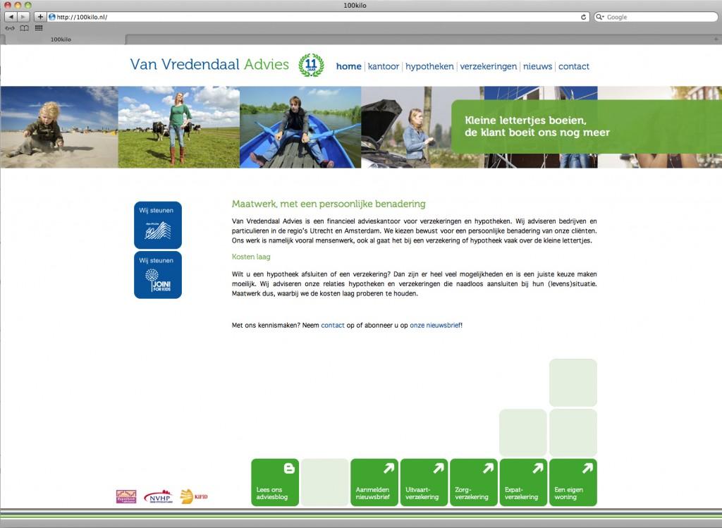 site Van Vredendaal Advies 01